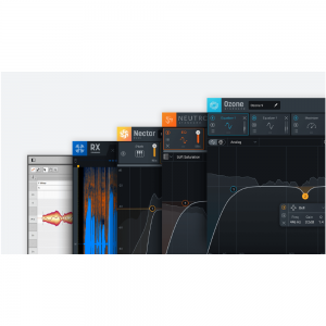iZotope Content Creator Bundle: Crossgrade from any paid iZotope product