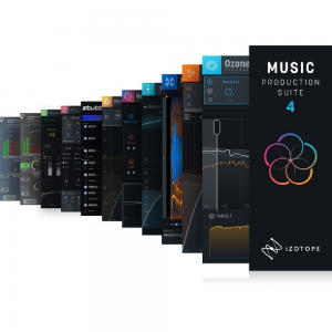 iZotope Music Production Suite 4 Upgrade from any Ozone or Neutron Advanced