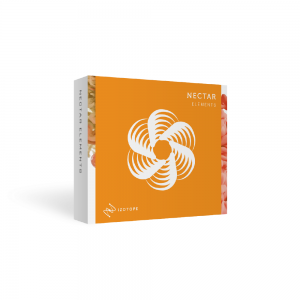 iZotope Nectar Elements (v3) (Downloaded Version)