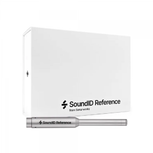Sonarworks SW5SX SoundID Reference for Speakers & Headphones with Measurement Microphone (retail box)